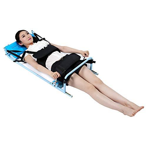 Lendenwirbelsäule-Traktionsgerät der Halswirbelsäule, Lendenwirbelsäule-Traktions-Lendenwirbelsäulen-Erweiterungsmaschine für die Lendenwirbelsäule