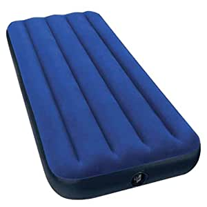 Intex Matelas gonflable - Downy Junior Twin - 1-pers. - 191x76x22 cm