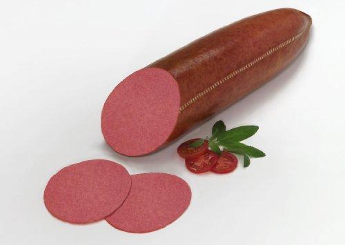 MARTEN Cervelat - Wurst 1A mit Putenfleisch (mind. 1,1kg / halbe Stücke)