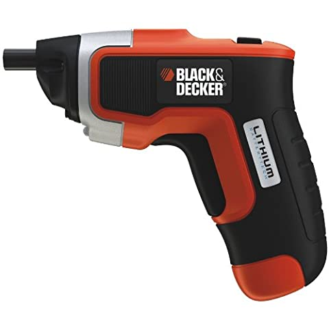 BLACK+DECKER KC460LN 3.6 V Compact Cordless Screwdriver Lithium Ion Battery