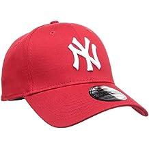 New Era Herren Baseball Cap Mütze M/LB Basic NY Yankees 39Thirty Stretch Back, 102982