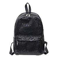 KYJ Lady Backpack Sequins Women Backpacks Large Size Girls School Travel Shoulder Backpacks Kids Teenager Female Fashion
