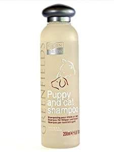 Greenfields Care Puppy And Cat Shampoo 200ml