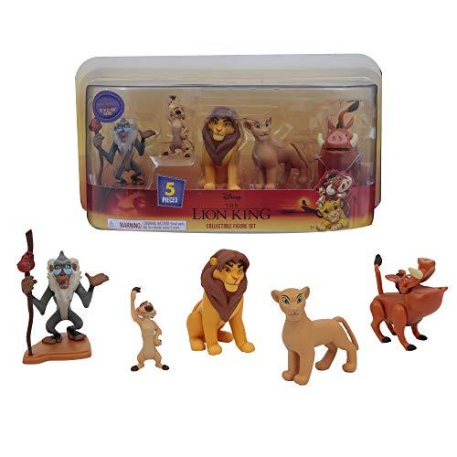 Giochi Preziosi Disney Re Leone Set 5 Figuren