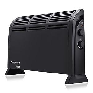 Rowenta Vetissimo II CO3030F1 Calefactor funcionamiento a 1200 W o 2400 W, dos ajustes de temperatura, termostato…