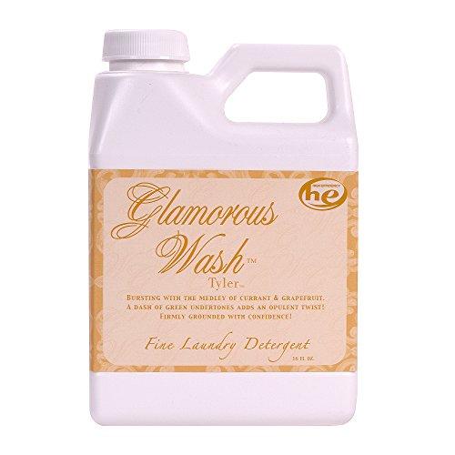 Tyler Duft Glamorous Wash 16Oz feines Waschmittel von Tyler Kerzen -