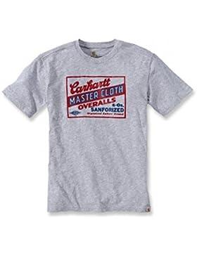 Carhartt Heritage Master Cloth Logo T-Shirt EK020