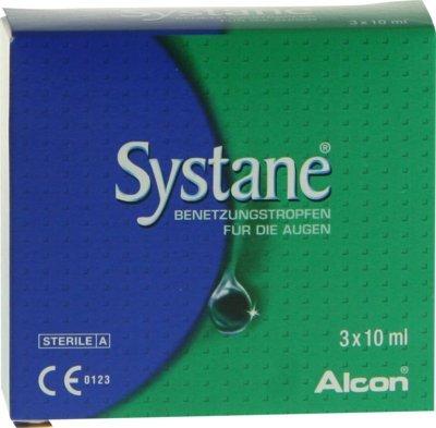 Systane Benetzungstropfen 3X10 ml