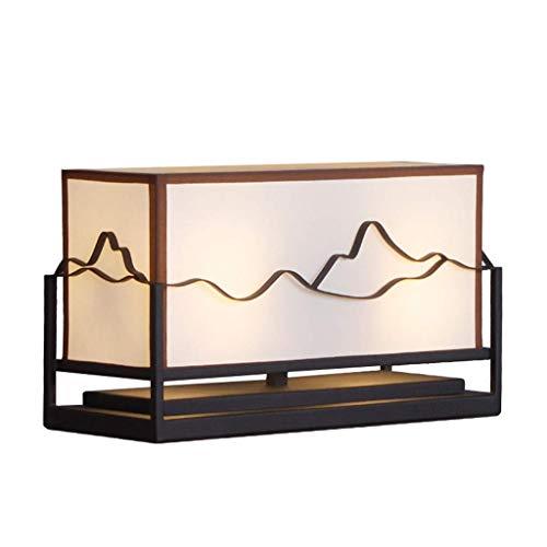 TUNBG Stehleuchten Stehleuchte Schlafzimmer Kreative Nachttischlampe Modern Minimalist Study Room Decoration Lampe (Farbe: Bluetooth Speaker Version),LED gelbes Licht -