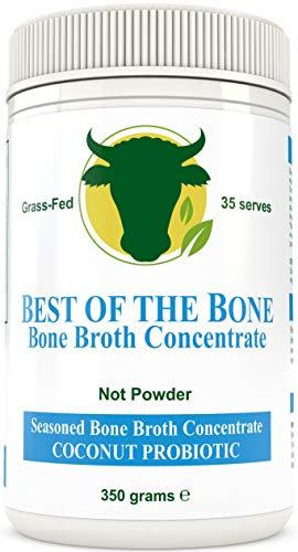 Bone Broth Caldo concentrado de hueso bovino de calidad premium con sabor...