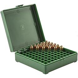Megaline - Boite mégaline de rangement 100 munitions
