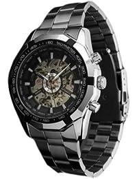 Addic Analogue Black Dial Men's & Boy's Watch - Winnermw12R