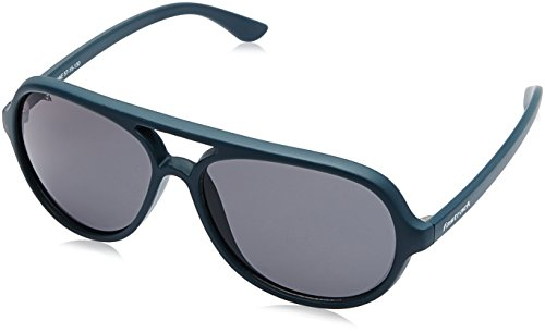 Fastrack Polarized Aviator Men\'s Sunglasses - (P358BU3|57|Blue Color)