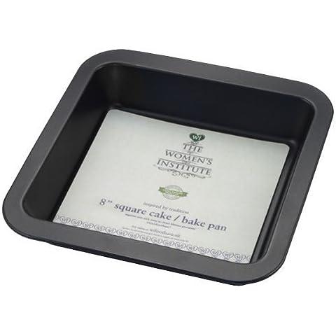 The Women's Institute - Teglia antiaderente da forno, misura