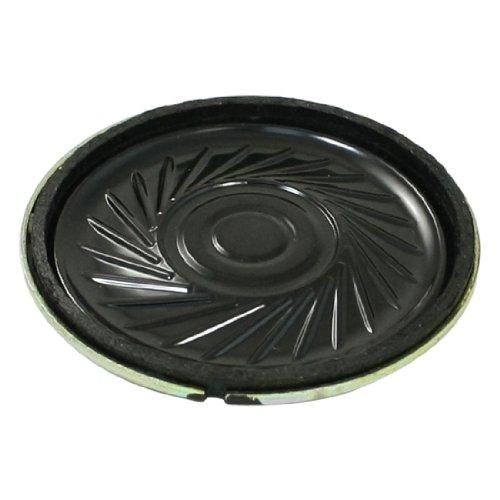 Sourcingmap® imán Interno de Altavoz para Juguetes 8 ohmios 0.5W 40mm diámetro...