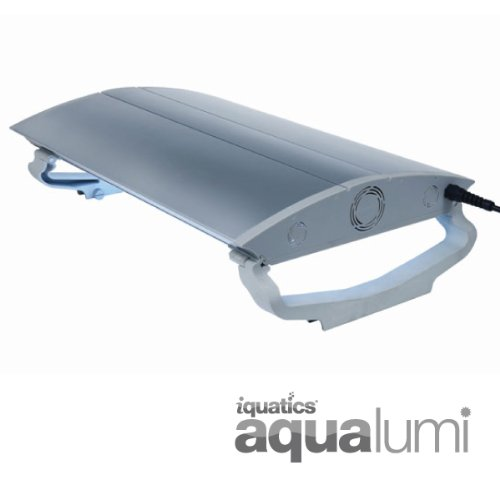 iQuatics AquaLumi Series 2 – 3ft+ 6xT5 T5 Aquarium Lighting Pendant – Free bulbs