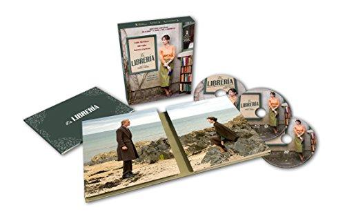 La librería (Edición especial DVD + BD) [Blu-ray]