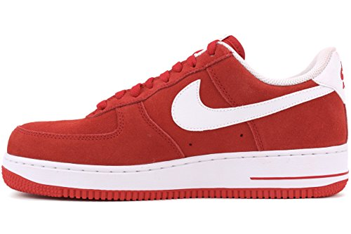 Nike Nike Air Force 1 homme Rouge