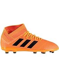 huge selection of 41484 51fdc Adidas Nemeziz 18.3 Fg, Scarpe da Calcio Unisex – Bambini