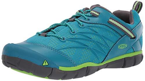 KEEN Chandler CNX Shoes Children Tahitian Tide/Bright Green Schuhgröße US 8 | EU 24 2019 Schuhe