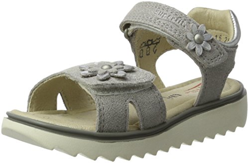 Superfit Elly, Sandales  Bout ouvert fille Silber (silber)