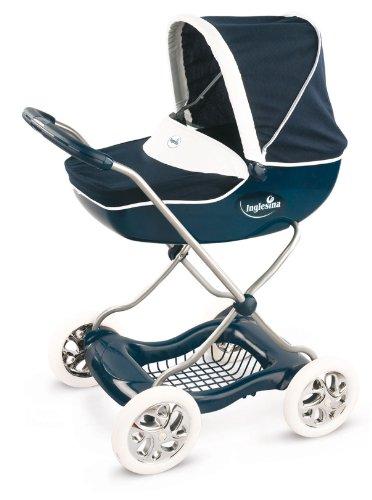 Smoby pico 7600021981 - carrozzina shara inglesina, colore blu