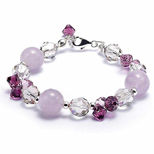braccialetto-naturale-ametista-cristallo-di-lavanda-braccialetto-signore