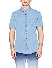 edc by Esprit 057cc2f006, Chemise Casual Homme