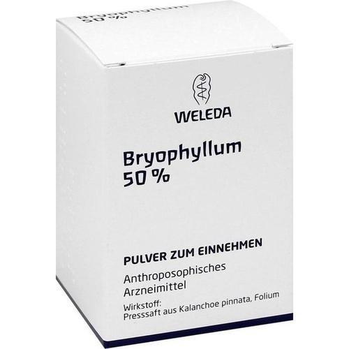 Weleda Bryophyllum 50%, 50 g Pulver