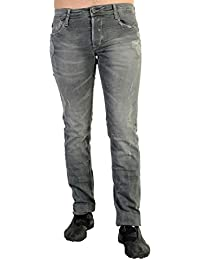 Jeans Le Temps Des Cerises Básica 711 WSS166 Gris