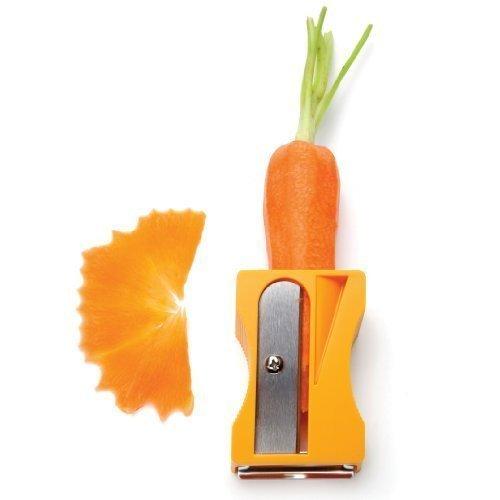 Pelador de verduras Naranja