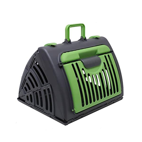 Pet-Carrier-Dog-Puppy-Kitten-Rabbit-Transport-Travel-Cage
