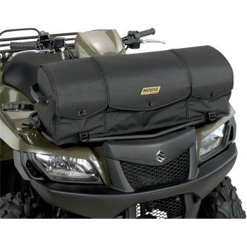 Quad delantero o trasero Accesorios para bolsa de rack Negro Axis