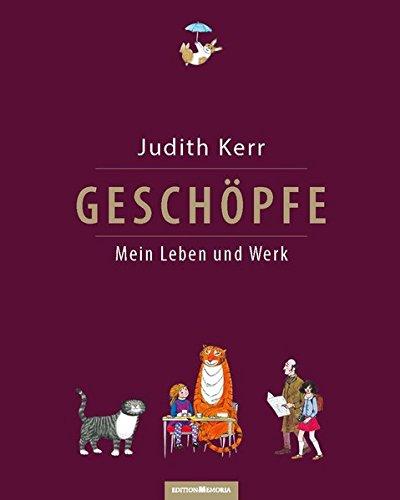 Buchseite und Rezensionen zu 'Geschöpfe: Mein Leben und Werk' von Judith Kerr