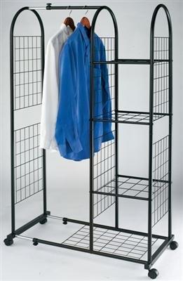 Garderobenständer Kleiderwagen
