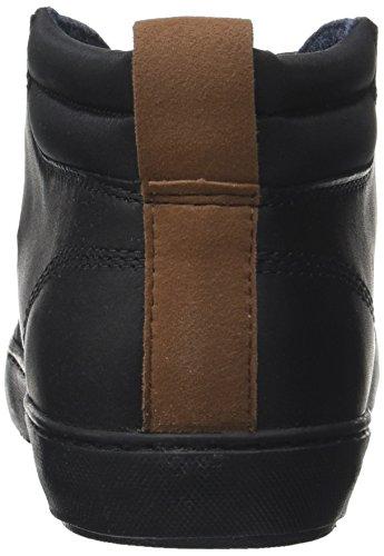 Lacoste Ampthill Terra Mid, Sneaker Uomo Nero (Blk)