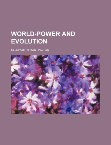 World-power and evolution