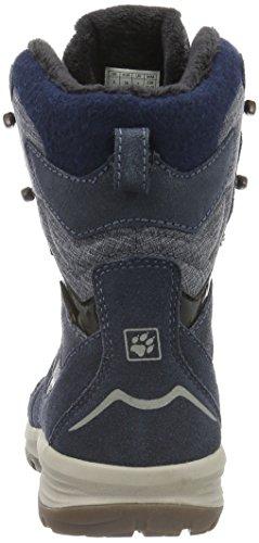 Jack Wolfskin Damen Vancouver Texapore High W Trekking-& Wanderstiefel Blau (Night Blue 1010)