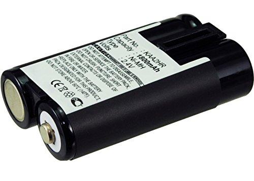 subtel Qualitäts Akku für Kodak Easyshare Z650 Z710 Z740, C613 C713 C813, ZD710, Fuji FinePix S5000 (1800mAh) NH-10 Ersatzakku Batterie