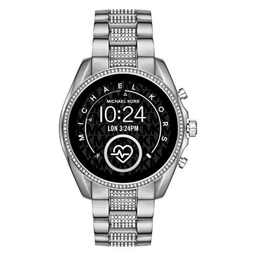 Michael Kors Access - Reloj Inteligente Bradshaw 2 con tecnología Wear OS de Google con frecuencia...
