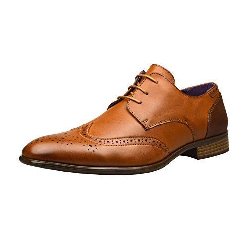 ClassyDude , Chaussures homme garçon mixte adulte Marron