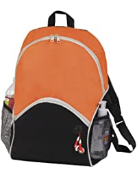 Sports Backpack Bookpack With Ipod Port, Orange By BAGS FOR LESSTM