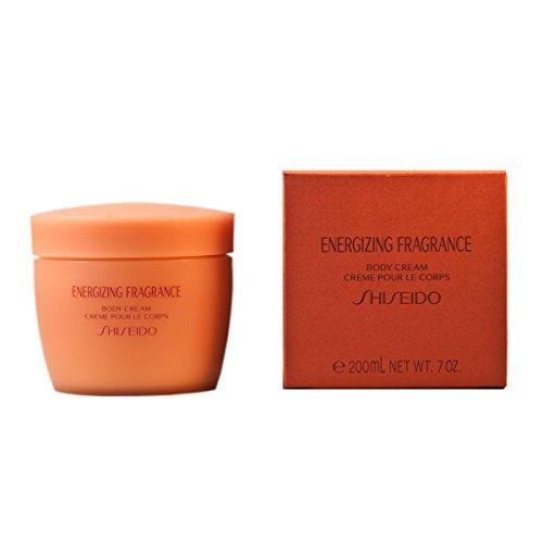 Shiseido Energizing Fragrance femme/woman, Body Cream, 1er Pack (1 x 200 ml)