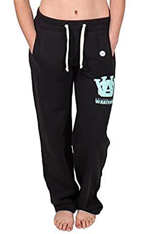 University of Whatever Women's Athletic Swetpant Warm Trackpants Loose Jersey