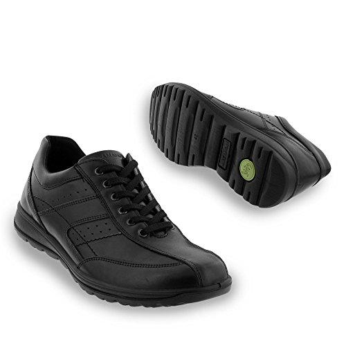 Salamandre chaussures à lacets Schwarz