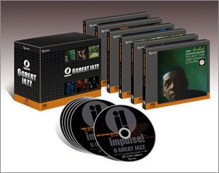 Impulse!: 6 Great Jazz (Hybrid-SACDs) (Limited Edition 6er Box-Set) Kansas Form