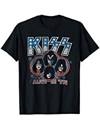 KISS - Alive in 77 Camiseta