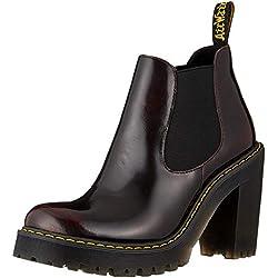 dr. martens women's hurston chelsea boots - 41ego2MUiOL - Dr. Martens Women's Hurston Chelsea Boots