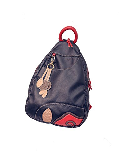 Jund zaino donna vintage etnico zaini pelle casual pacco di petto multiuso outdoor sport daypack fashion zaino scuola