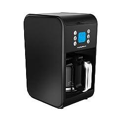 Morphy Richards 162008 Pour Over Filter Coffee Maker, 1.8 Litre, 900 W - Black